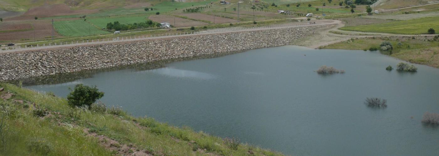 Gölet ve Sulama