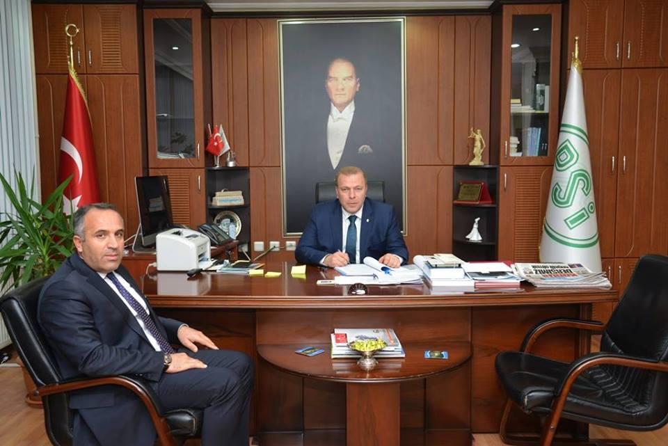 Konya Ilgın Belekler Göleti ve Sulaması İkmal İnşaatı sözleşmesi imzalandı.